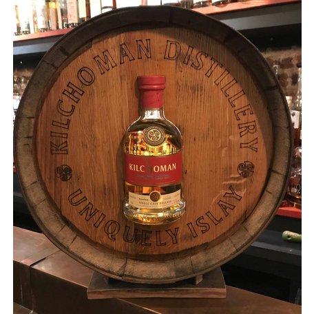 Kilchoman Milroys Exclusive Bourbon Cask 57.7% chosen by Patrick