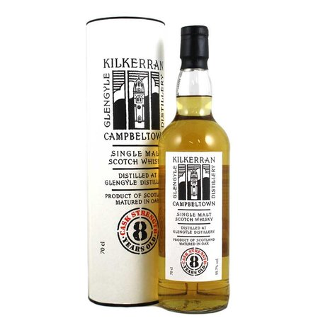 Kilkerran 8 Year Old, 55.7%