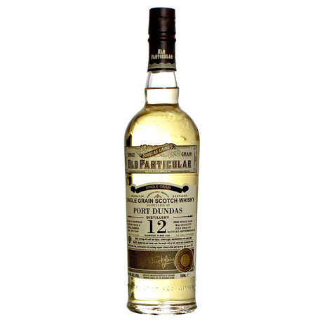 Port Dundas 12 Year Old, Old Particular, 2004, 48.4%