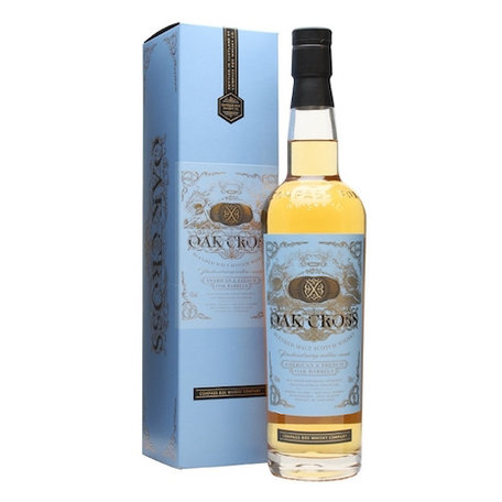 Compass Box, Oak Cross, 43%