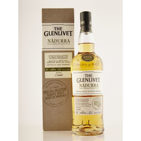 Glenlivet Nadurra First Fill American Oak, 63.1%