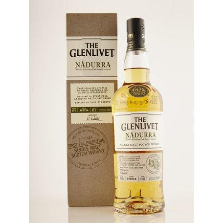 Glenlivet Nadurra First Fill American Oak, 63.1%