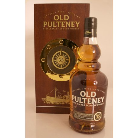 Old Pulteney 35 Year Old, 42.5%