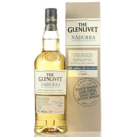 Glenlivet Nadurra Peated Cask, 61.5%