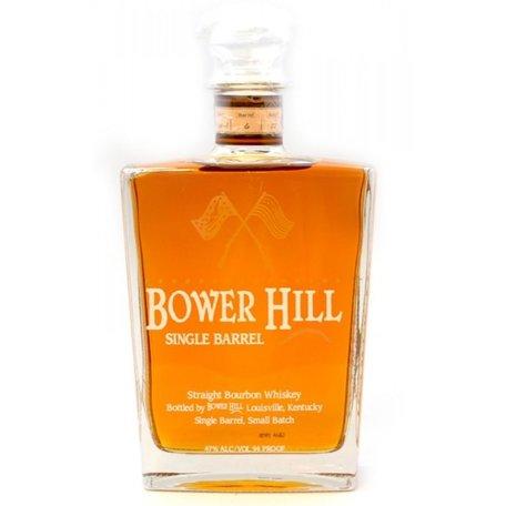 Bower Hill Single Barrel, 43%
