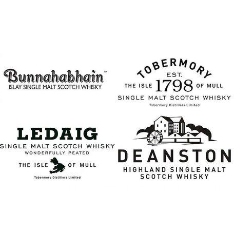 05/03/18 Distell Tasting Event with Bunnahabhain, Tobermory & Deanston