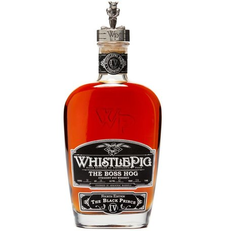 Whistlepig Boss Hog IV, The Black Price, 59.6%