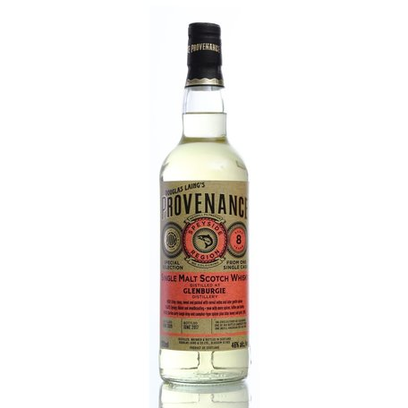 Glenburgie 10 Year Old, Provenance, 2006, 46%