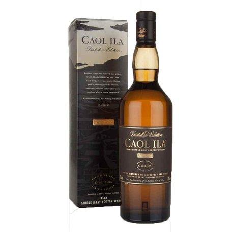 Caol Ila Distiller's Edition, 43%
