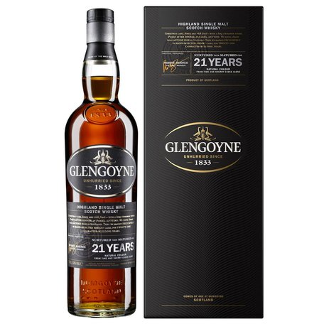Glengoyne 21 Year Old, 43%
