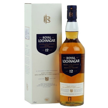 Royal Lochnagar, 12 Year Old, 40%