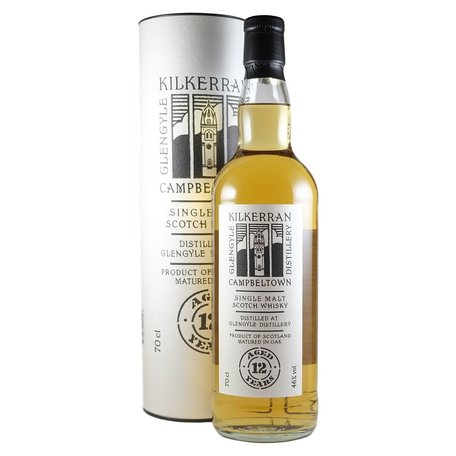 Kilkerran, 12 Years Old, 46%