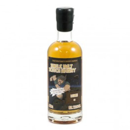 Ledaig 18 Year Old Boutique-y Whisky Company 51.7% 50cl