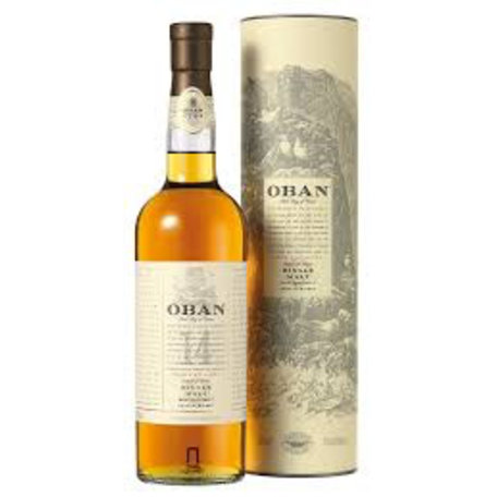 Oban 14 Year Old, 43%
