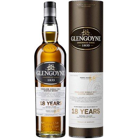 Glengoyne 18 Year Old, 43%