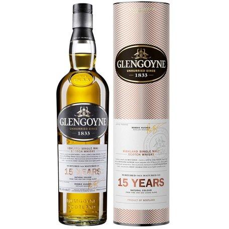 Glengoyne 15 Year Old, 43%