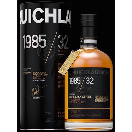 Bruichladdich Old & Rare 1985 32yo, 48.7%