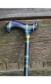 Ninee Wandelstok Schotse Ruit