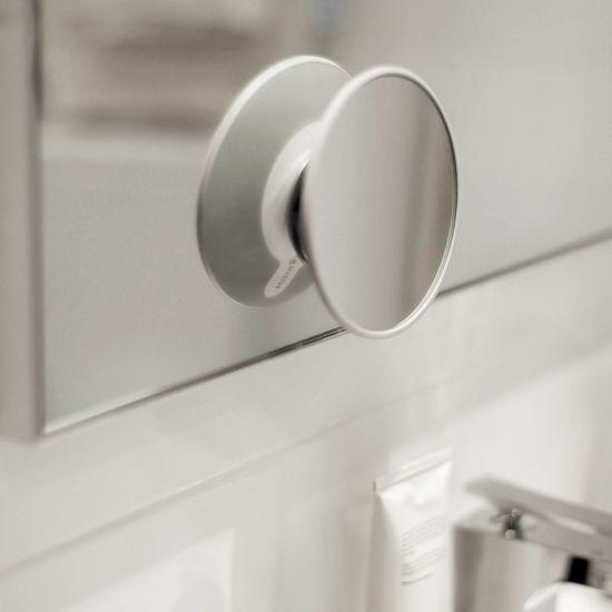 Bosign Afneembare magnetische spiegel vergroot 5x