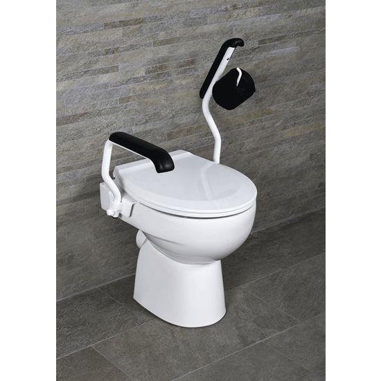 Jadacare Jadaset toiletbeugel standaard opklapbaar