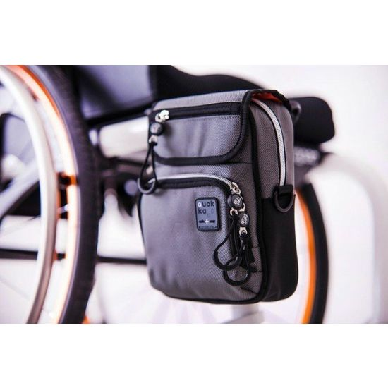 Quokka Quokka bag compacte rolstoeltas