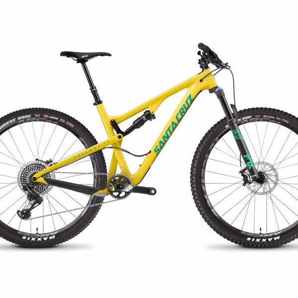 "Santa Cruz 2017 Santa Cruz Tallboy 3 Carbon CC 29""  Bike X01 Kit/Pike RCT3"