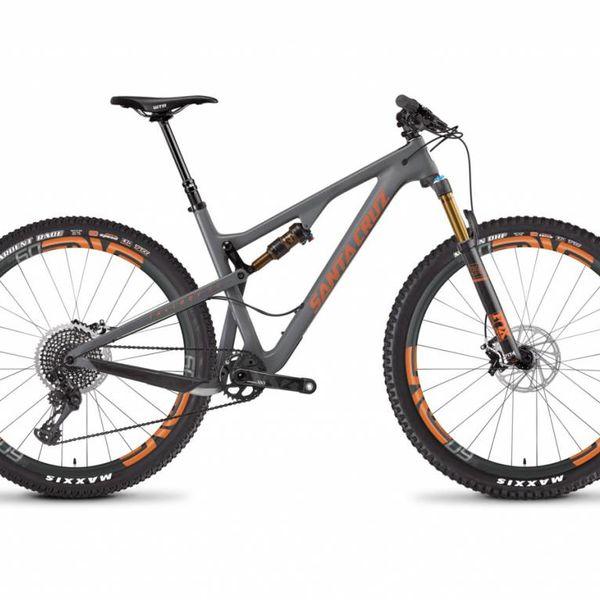 """Santa Cruz 2017 Santa Cruz Tallboy 3 Carbon CC 29""""  Bike XX1 Kit/Pike RCT3"""