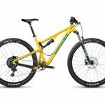 """Santa Cruz 2017 Santa Cruz Tallboy 3 Carbon C 29"""" Bike R1 Kit/Fox Rhythm"""