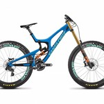 Santa Cruz 2017 Santa Cruz V10 Carbon CC Frame