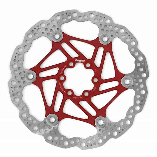 Hope Hope Disc 185mm 6-bolt (FLOAT)