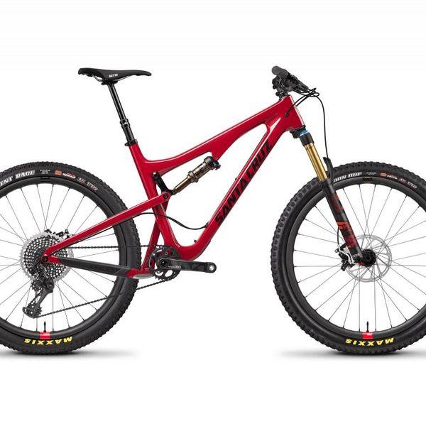 Santa Cruz 2018 Santa Cruz 5010 Carbon CC Bike XX1 Reserve Kit