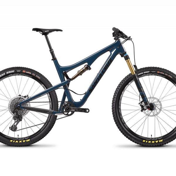 Santa Cruz 2018 Santa Cruz 5010 Carbon CC Bike XX1 Kit