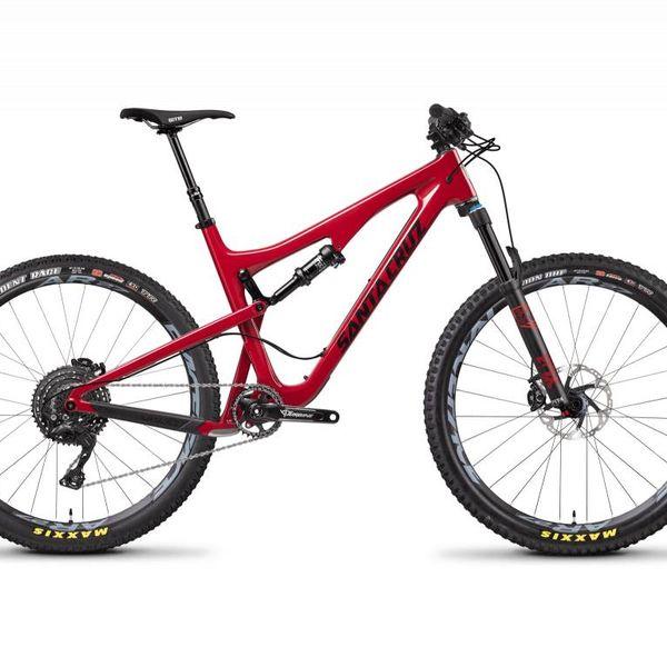 Santa Cruz 2018 Santa Cruz 5010 Carbon C Bike XE Kit