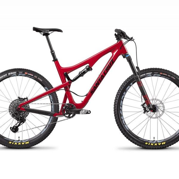 Santa Cruz 2018 Santa Cruz 5010 Carbon C Bike S Kit
