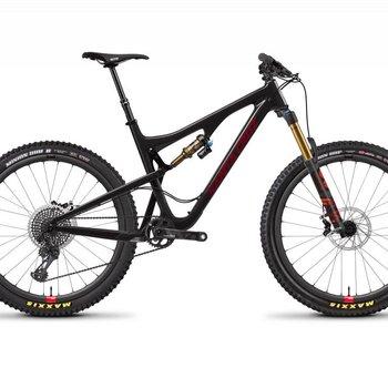 Santa Cruz 2018 Santa Cruz Bronson Carbon CC Bike XX1 Reserve Kit