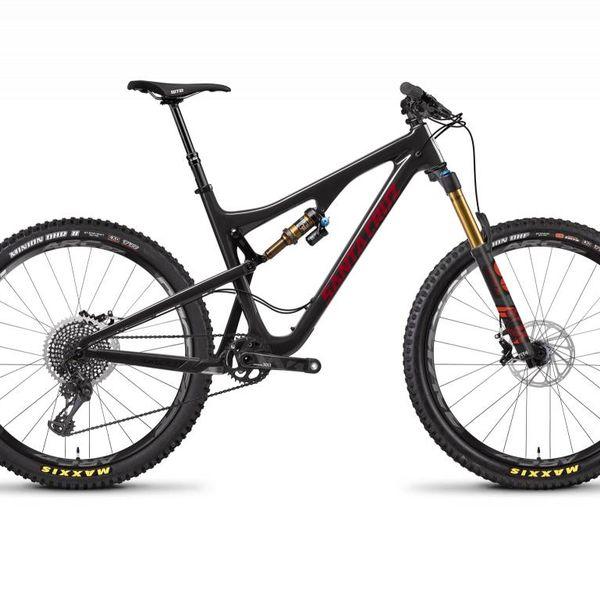 Santa Cruz 2018 Santa Cruz Bronson Carbon CC Bike XX1 Kit