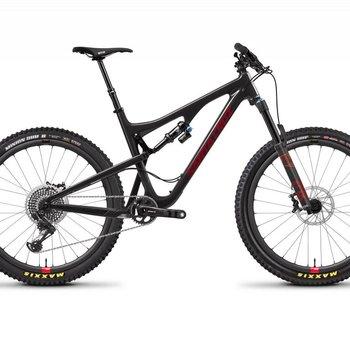 Santa Cruz 2018 Santa Cruz Bronson Carbon CC Bike XO1 Reserve Kit