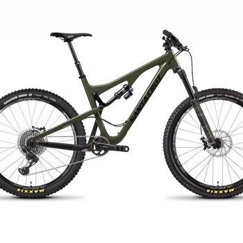 Santa Cruz 2018 Santa Cruz Bronson Carbon CC Bike XO1 Kit