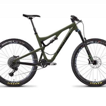 Santa Cruz 2018 Santa Cruz Bronson Carbon C Bike S Kit