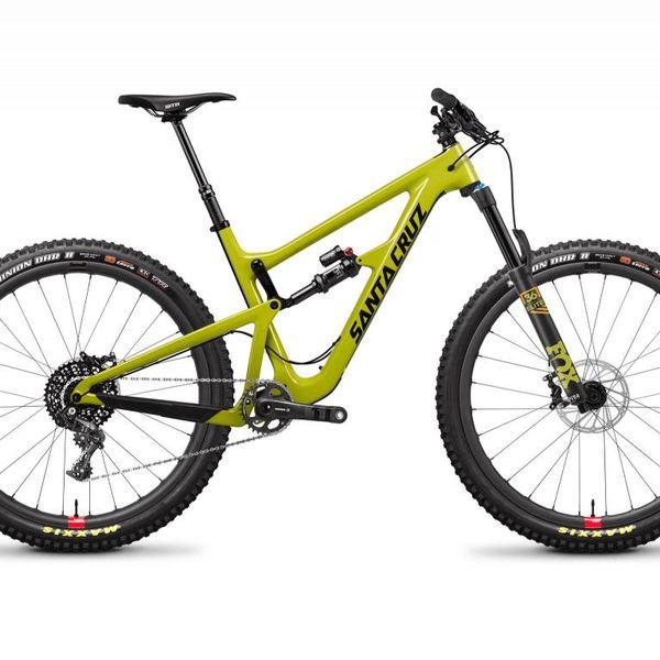 Santa Cruz 2018 Santa Cruz Hightower LT Carbon CC Bike XO1 Reserve Kit