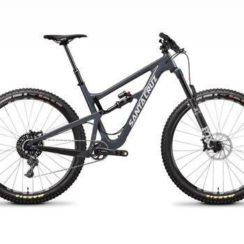 Santa Cruz 2018 Santa Cruz Hightower LT Carbon CC Bike XO1 Kit