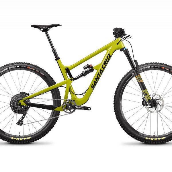 Santa Cruz 2018 Santa Cruz Hightower LT Carbon C Bike XE Kit