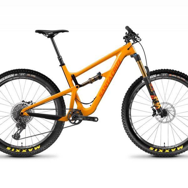 """Santa Cruz 2018 Santa Cruz Hightower Carbon CC Bike 27.5""""+ XX1 Kit"""