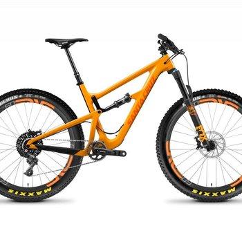 """Santa Cruz 2018 Santa Cruz Hightower Carbon CC Bike 27.5""""+ XO1 Enve Kit"""
