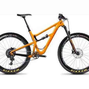 """Santa Cruz 2018 Santa Cruz Hightower Carbon C Bike 27.5""""+ R Kit"""