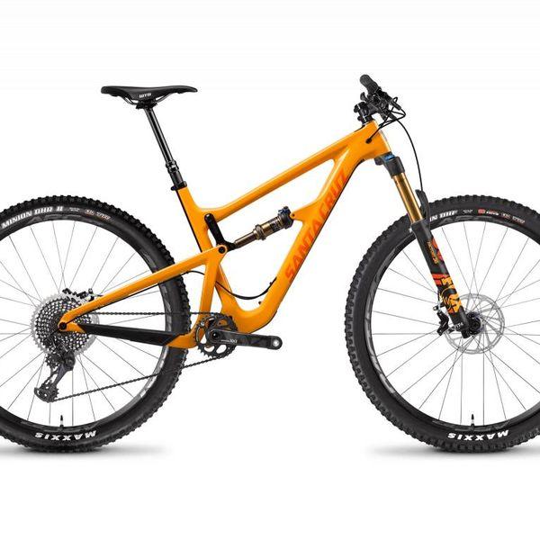 """Santa Cruz 2018 Santa Cruz Hightower Carbon CC Bike 29"""" XO1 Reserve Kit"""