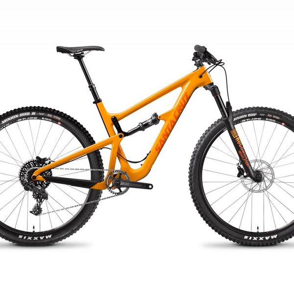 "Santa Cruz 2018 Santa Cruz Hightower Carbon C Bike 29"" R Kit"