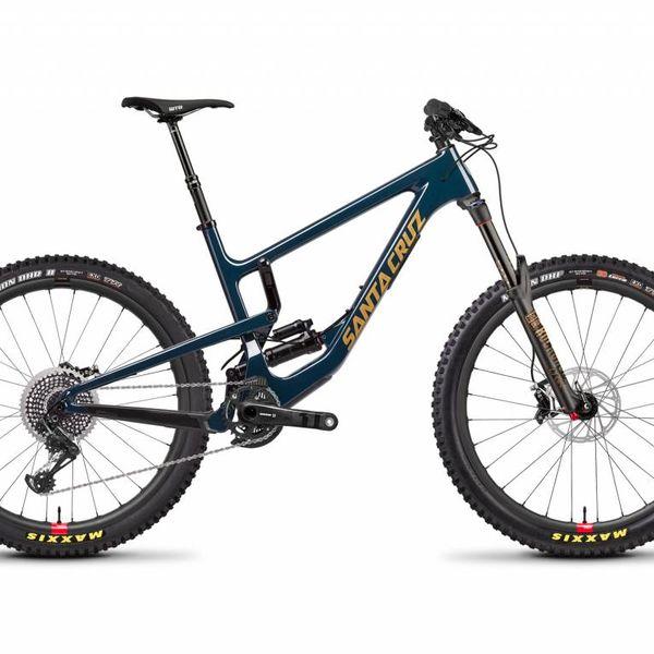 Santa Cruz 2018 Santa Cruz Nomad Carbon CC Bike XO1 Reserve Kit