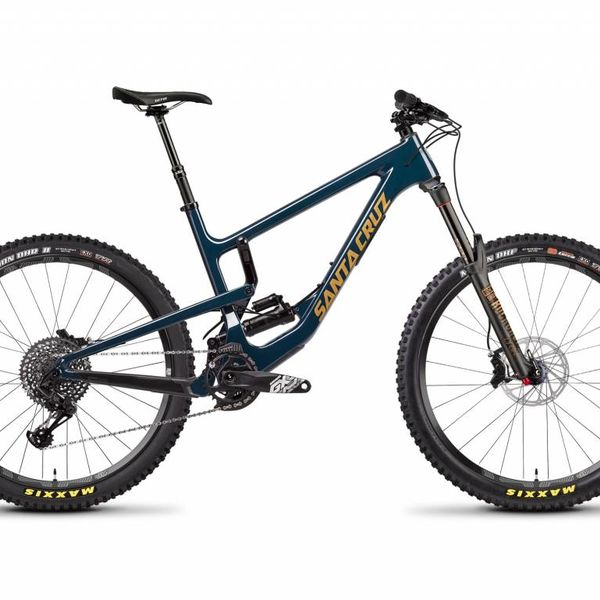 Santa Cruz 2018 Santa Cruz Nomad Carbon C Bike S Kit