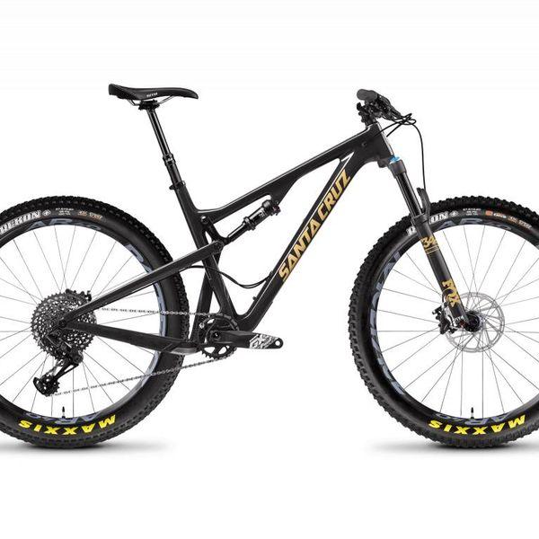 """Santa Cruz 2018 Santa Cruz Tallboy Carbon C 27.5""""+ Bike S Kit"""